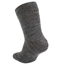 Фото 2 к товару Термоноски детские Norveg Merino Wool Kids Socks серые