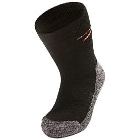 Термоноски детские Norveg Multifunctional Kids Socks черно-серые - M