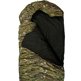 Фото 4 к товару Мешок спальный (спальник) Mountain Outdoor камуфляжный + подарок