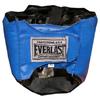 Шлем с маской (кожа) Everlast синий - фото 2