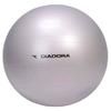 Мяч для фитнеса (фитбол) 65 см Diadora серебристый - фото 1
