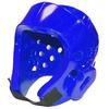 Шлем для тхэквондо WTF синий - фото 1