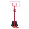 Баскетбольная стойка (мобильная) Basketball Set - фото 1