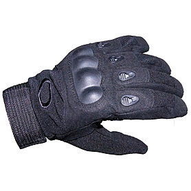 Фото 4 к товару Перчатки тактические полнопалые Oakley 94025 черные