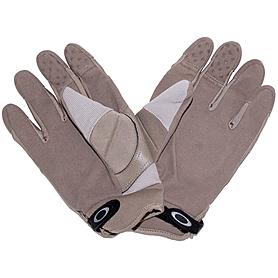 Фото 2 к товару Перчатки тактические полнопалые Oakley 96548 коричневые
