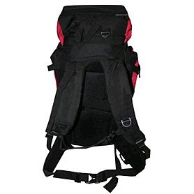 Фото 2 к товару Рюкзак туристический Trekking V-65+10 красный