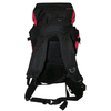 Рюкзак туристический Trekking V-65+10 красный - фото 2