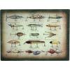 Доска кухонная Riversedge Antique Lure Cutting Board - фото 1