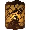 Лампа типа настенного светильника Rivers Edge - фото 1