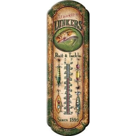 Фото 1 к товару Термометр Rivers Edge Lunkers Bait Tin Thermometer 45х12 см
