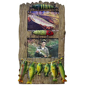Фоторамка Rivers Edge 2 Picture Fish Frame