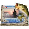 Фоторамка Rivers Edge Bass Frame - фото 1