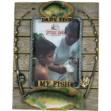 Фоторамка Riversedge Dad's Fish Frame