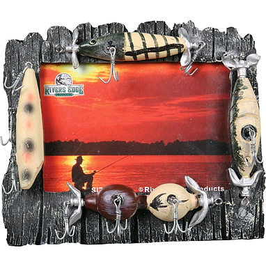 Фоторамка Rivers Edge Lure Picture Frame