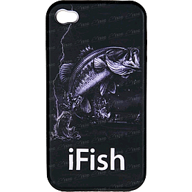 Фото 1 к товару Чехол для телефона Rivers Edge iPhone 4