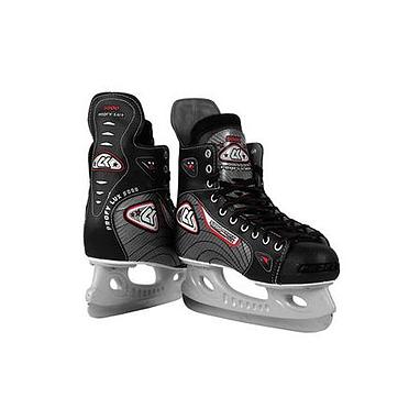 Коньки хоккейные полупрофессиональные Profy Lux 5000 Спортивная коллекция