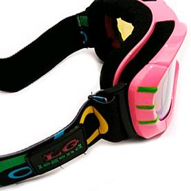 Фото 2 к товару Распродажа*! Очки горнолыжные детские Legend LG7051
