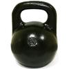 Гиря чугунная 28 кг (черная) - фото 1