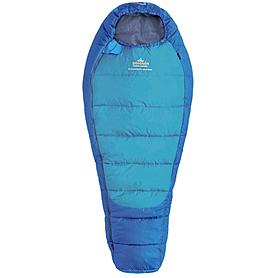 Мешок спальный (спальник) зимний Pinguin Comfort L PNG 2103 левый синий