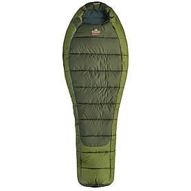 Мешок спальный (спальник) зимний Pinguin Comfort R PNG 2103 правый зеленый
