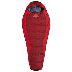 Мешок спальный (спальник) Pinguin Savana Junior левый красный
