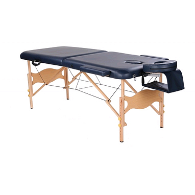 Стол массажный Lotos Plus ASF синий