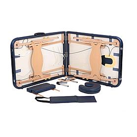 Фото 2 к товару Стол массажный Lotos Plus ASF синий