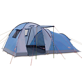 Палатка четырехместная Pinguin Omega 4 синяя