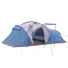 Палатка шестиместная Pinguin Omega 6 синяя