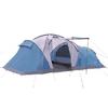 Палатка шестиместная Pinguin Omega 6 синяя - фото 1