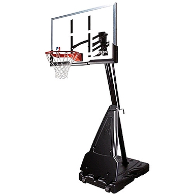 Стойка баскетбольная мобильная Spalding Platinum 54