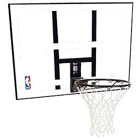 Фото 1 к товару Баскетбольный щит Spalding NBA Combo 44