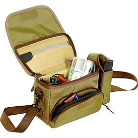 Фото 2 к товару Сумка для компактной видеокамеры Tatonka Digi Safe TAT 3002 khaki
