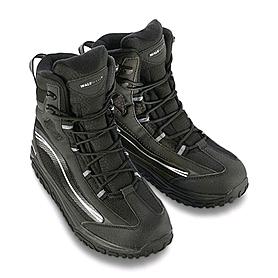 Фото 1 к товару Ботинки зимние черные WalkMaxx