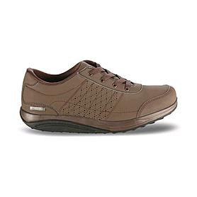 Фото 1 к товару Ботинки со шнурками коричневые WalkMaxx