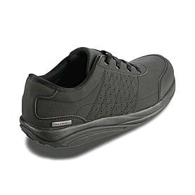 Фото 1 к товару Ботинки со шнурками черные WalkMaxx