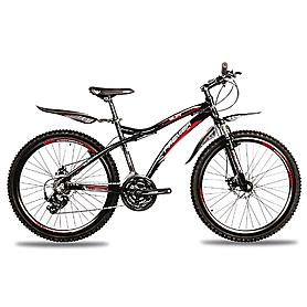 Фото 1 к товару Велосипед Premier Galaxy Disc черный с красно-белым рама - 17