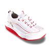 Кроссовки бело-красные WalkMaxx 2.0 - фото 2