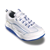 Кроссовки бело-синие WalkMaxx 2.0 - фото 1