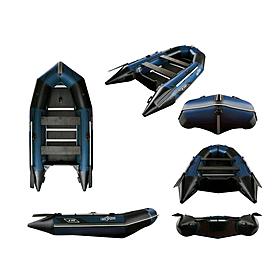 Лодка надувная моторная Aquastar К-350 blue