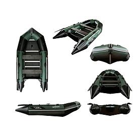 Фото 2 к товару Лодка надувная моторная Aquastar К-400