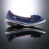 Мокасины синие WalkMaxx - фото 2