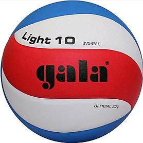 Фото 1 к товару Мяч волейбольный Gala Light BV5451SB