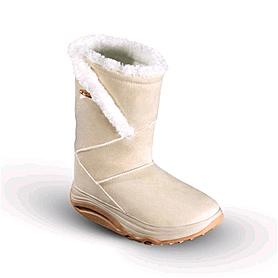 Фото 2 к товару Сапожки зимние бежевые WalkMaxx
