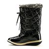 Сапожки зимние на шнуровке, черные WalkMaxx - фото 1