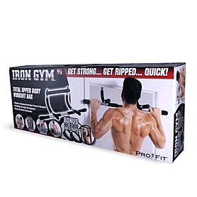 Фото 2 к товару Тренажер - турник Iron Gym Express IRONG (Оригинал)