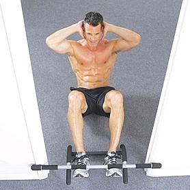 Фото 3 к товару Тренажер - турник Iron Gym Express IRONG (Оригинал)