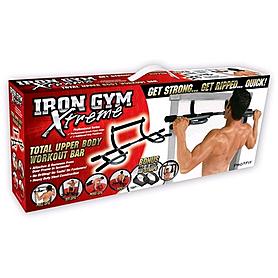 Фото 2 к товару Тренажер - турник Iron Gym Xtreme IRONGX (Оригинал)
