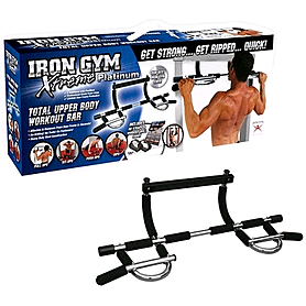 Фото 1 к товару Тренажер - турник Iron Gym Xtreme Platinum IGXPLT (Оригинал)