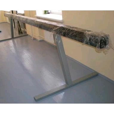 Бревно гимнастическое напольное 3 м